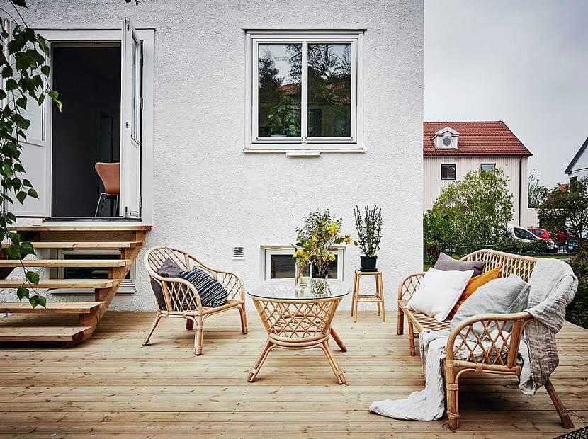 Стилевые направления проектирования патио на даче или у жилого дома