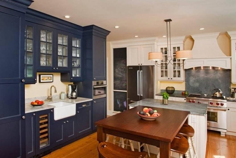 Кухня в стиле фьюрн