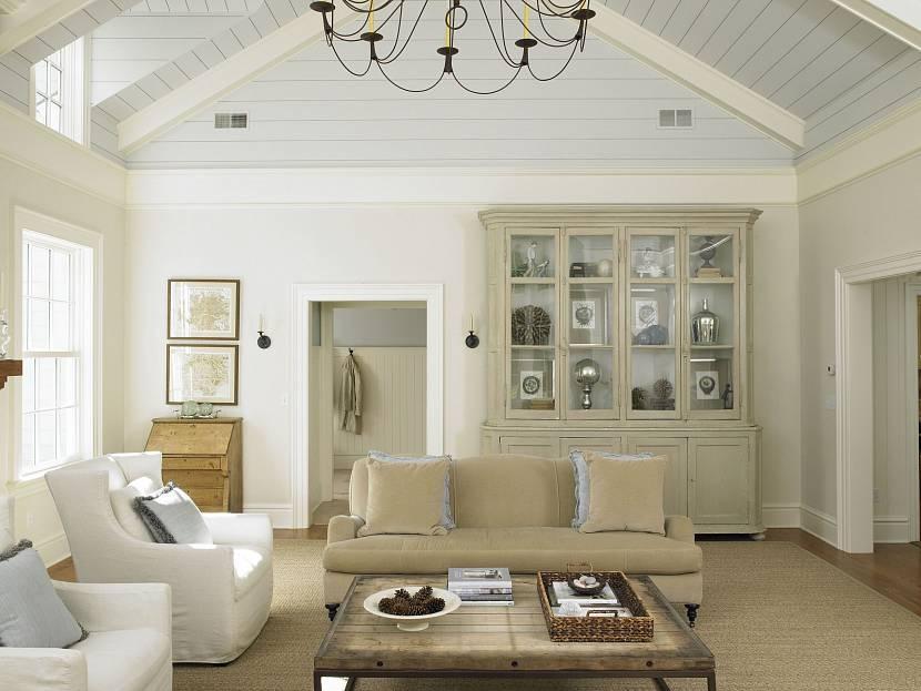 белый дуб цвет мебели