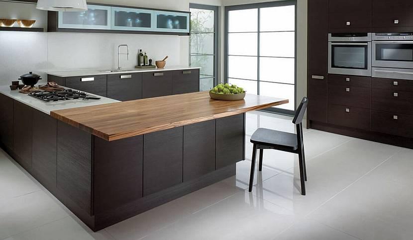Роскошный дизайн кухни