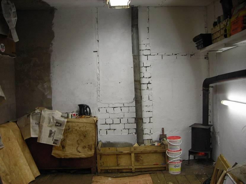 Подсобные помещения можно преобразить