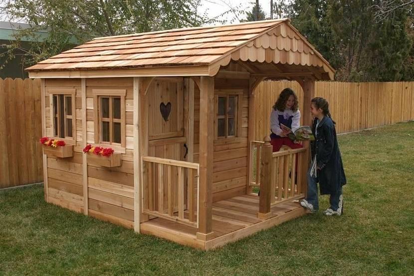 Шикарный домик для детей