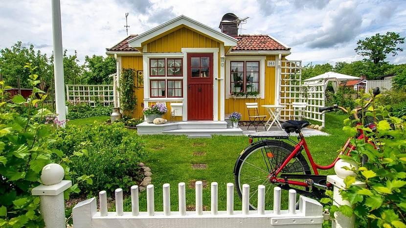 Дом с приусадебным участком