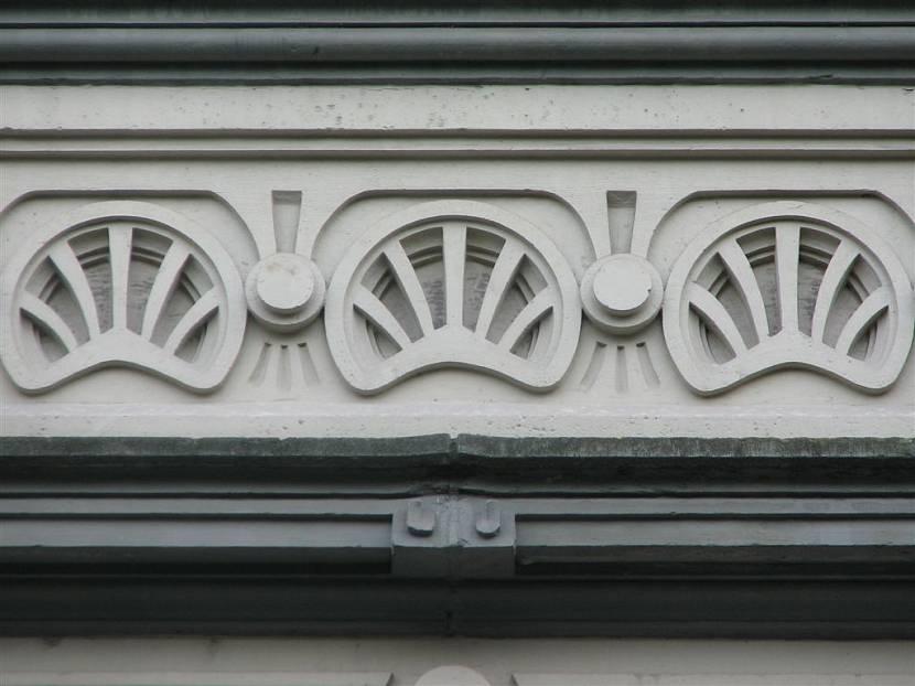 Орнамент на фасаде