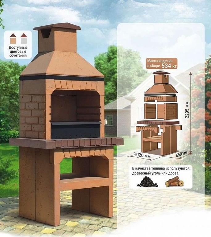 уличная металлическая печь для дачи