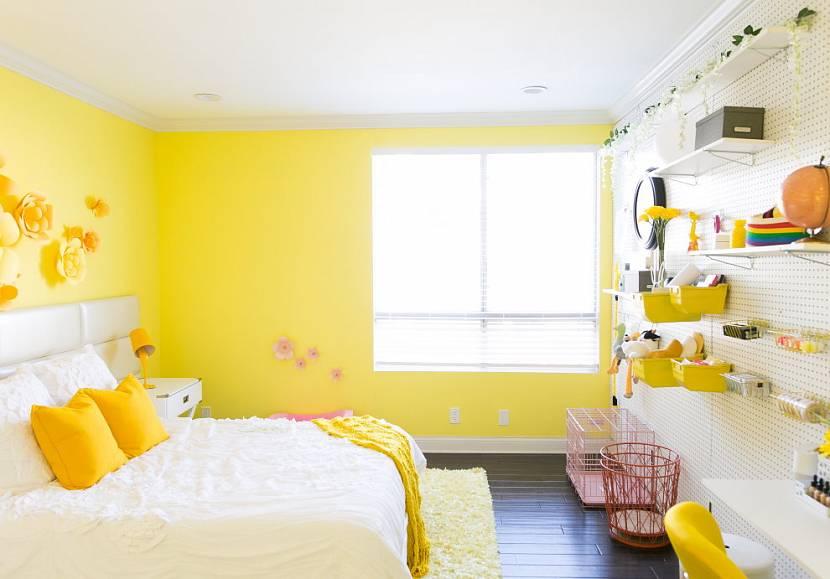 комната в желтом стиле картинки это было