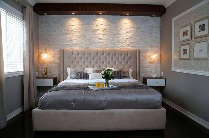 план спальни