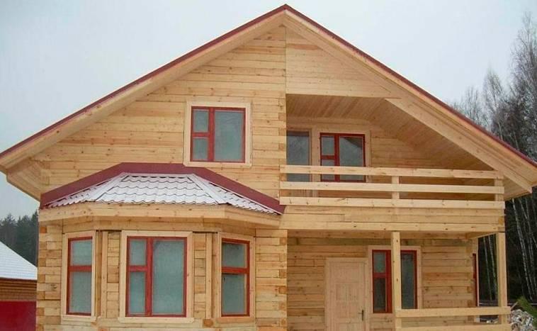 Как построить дом из бруса: технология строительства, пошаговая инструкция,  фото, видео
