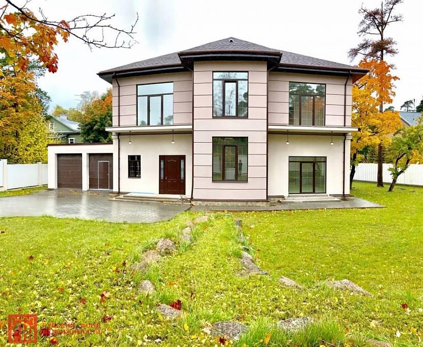 Высокий спрос на загородную недвижимость