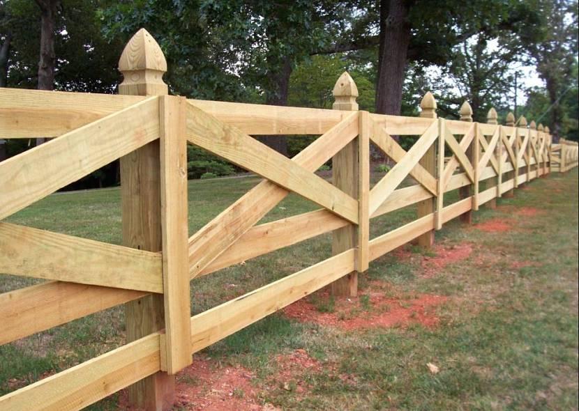 Забор – ранчо