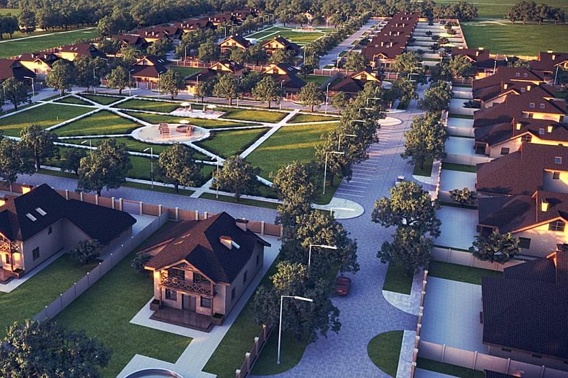 Стоимость загородной недвижимости растет