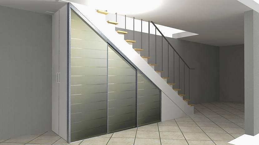 Стеклянные дверки шкафа