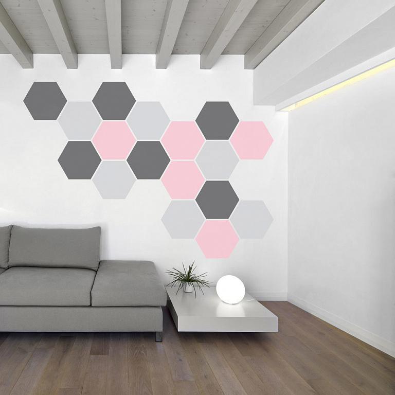 Декоративная отделка стен: рассмотрим некоторые варианты ... | 768x768