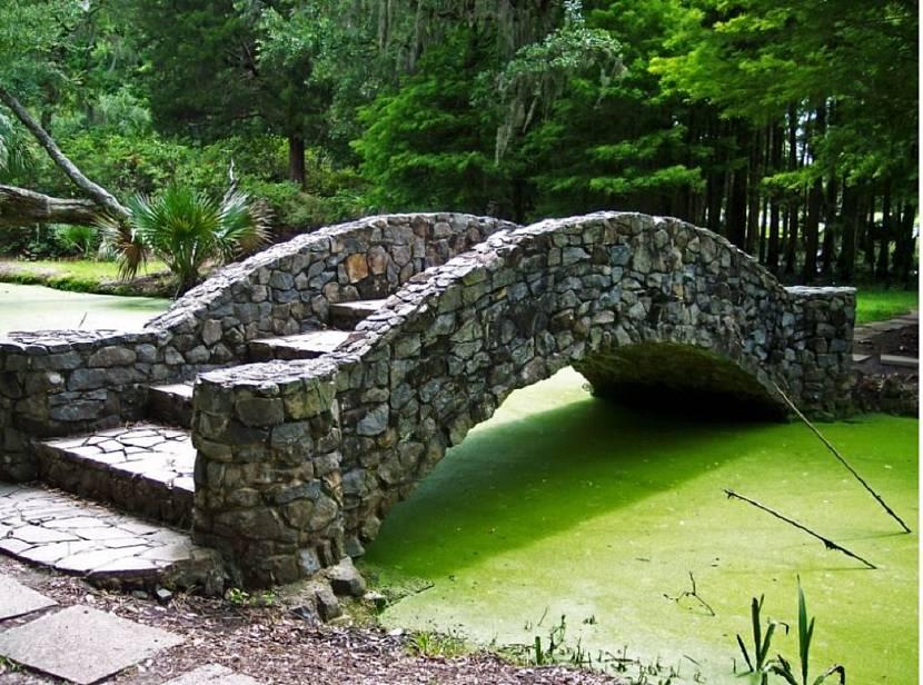 Мост из средневековья