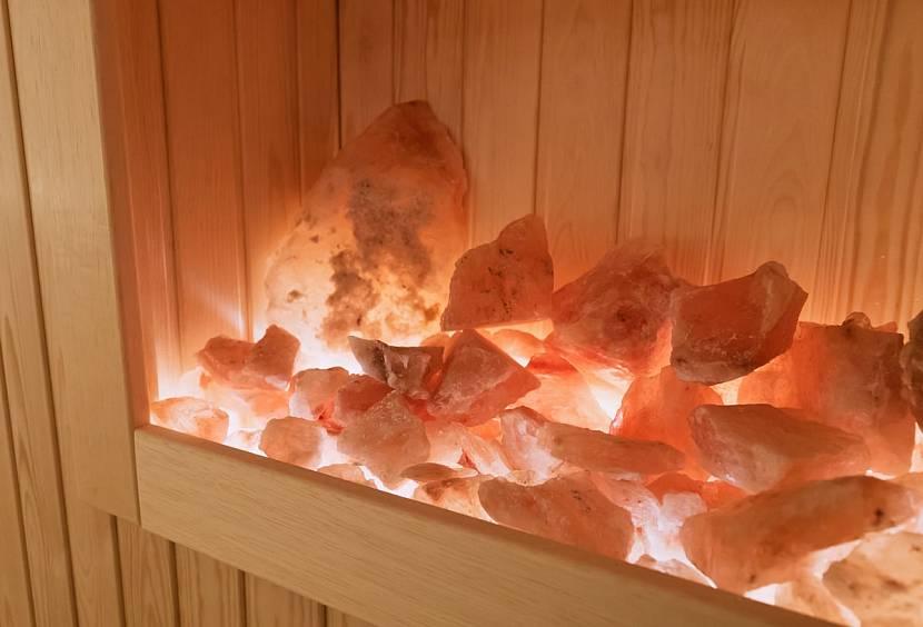Соляные камни для бани
