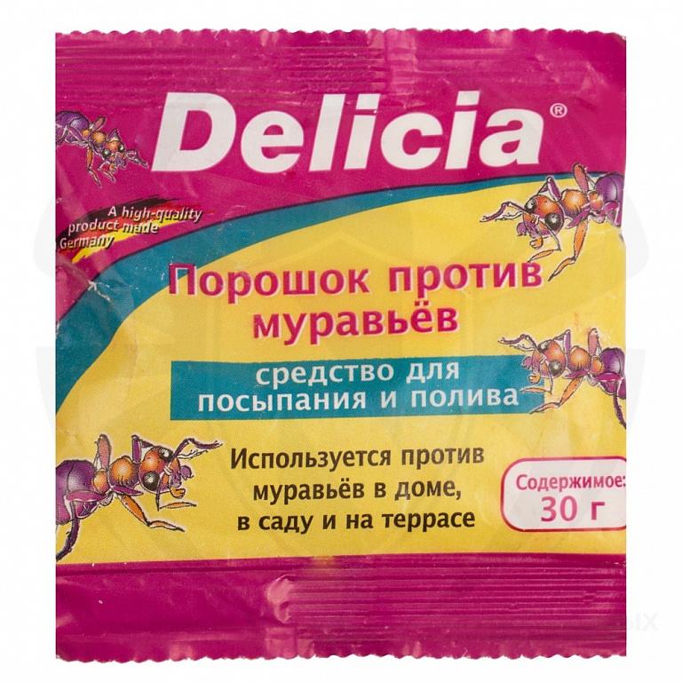 «Delicia» - яд для насекомых