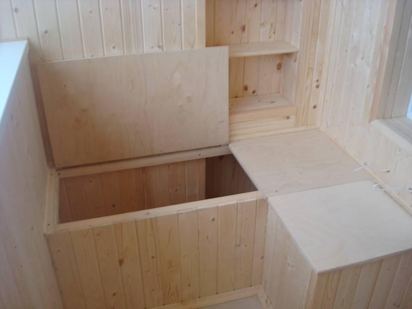 Погреб-контейнер
