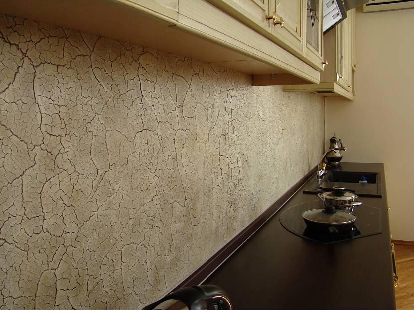 краска для декоративной штукатурки внутренних стен