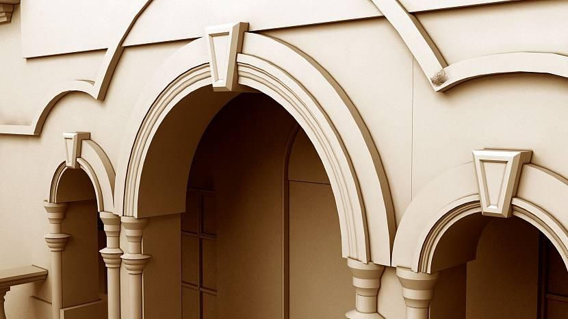 Архитектурные арки