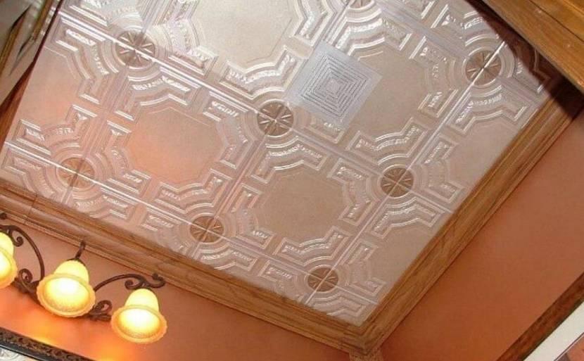 Новой облик потолка