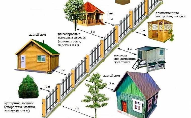 правила постройки теплицы на участке
