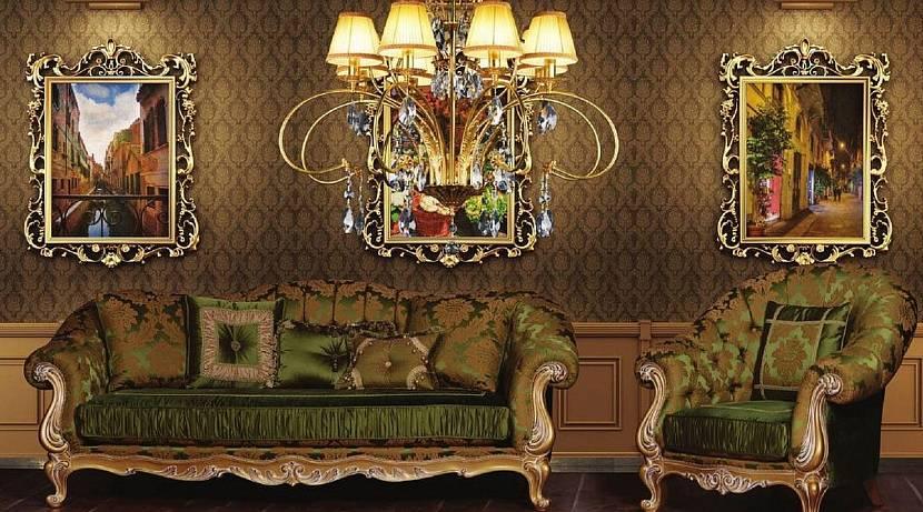Дизайн барокко