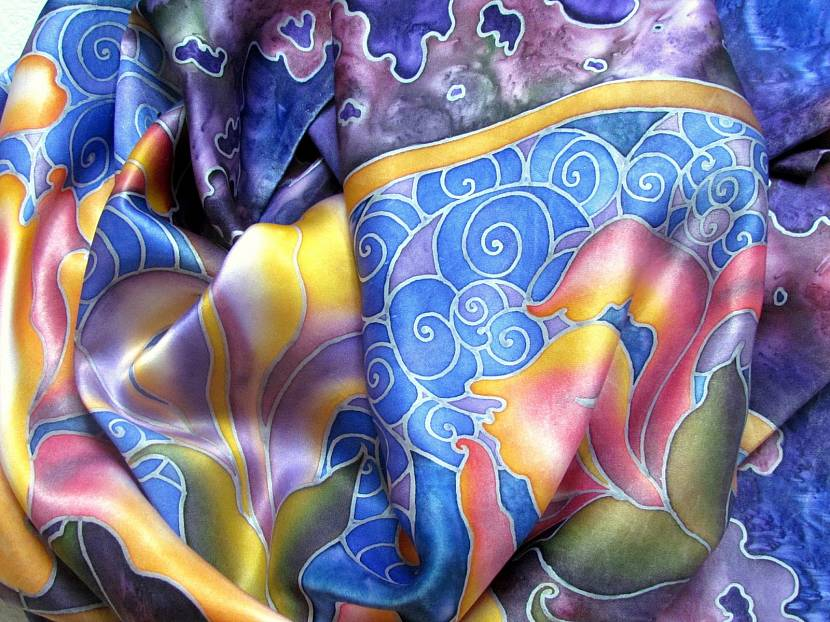 Акриловая каркас для ткани с глянцевой текстурой