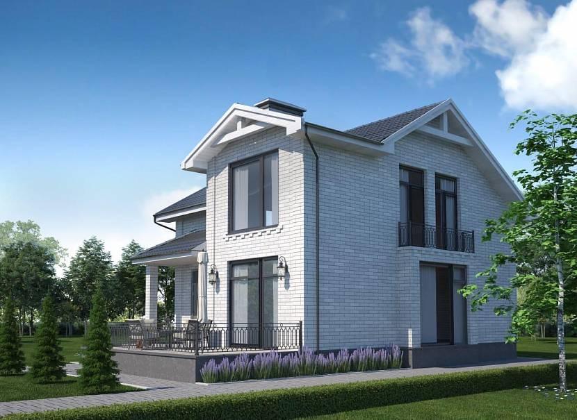 Дом с участком в пригороде