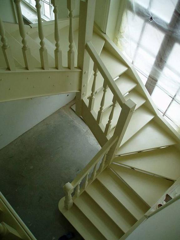 складные лестницы на мансарду