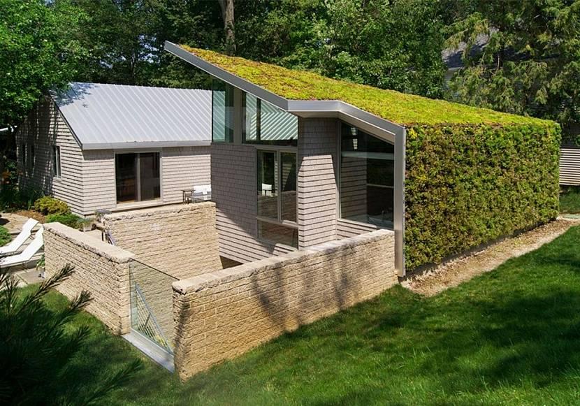 маленькие деревянные дома с односкатной крышей