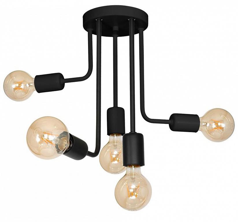 Лампы на жёстких проводах
