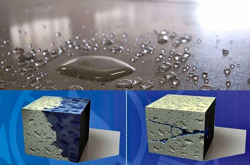 водоупорный бетон
