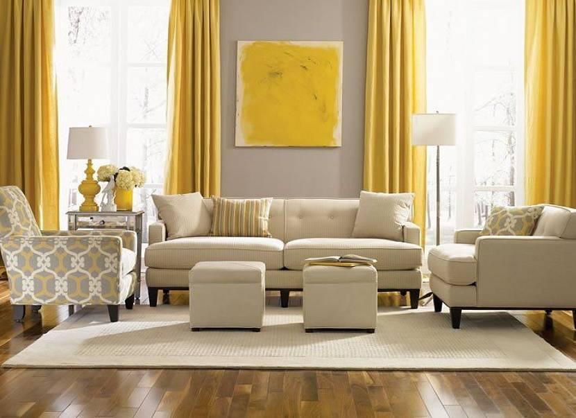 цвет дивана в бежевом интерьере