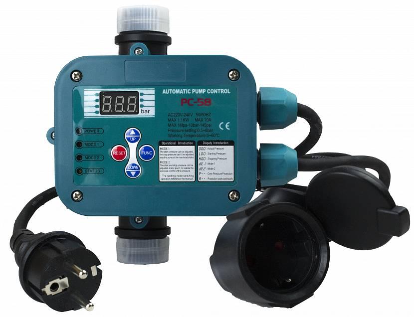 Модуль автоматического контроля для насоса