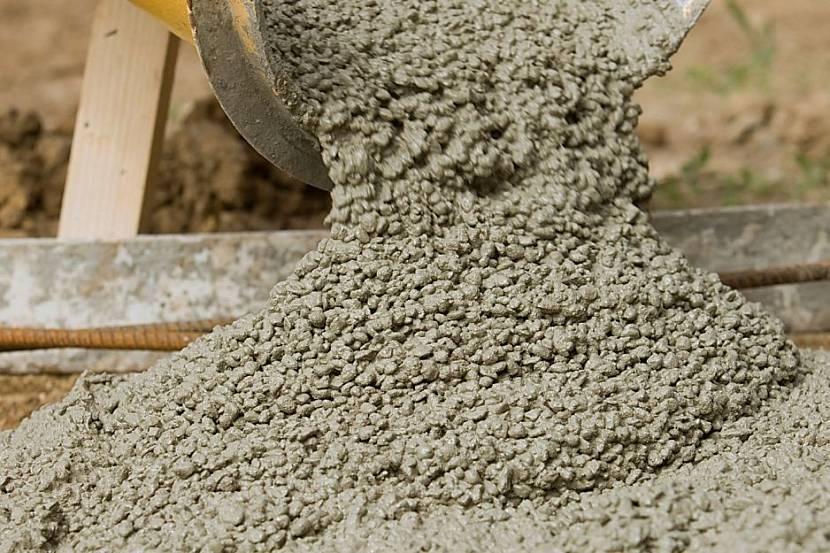 Бетон – это искусственно полученный строительный камень