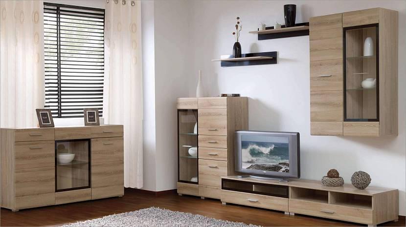 беленый дуб цвет мебели