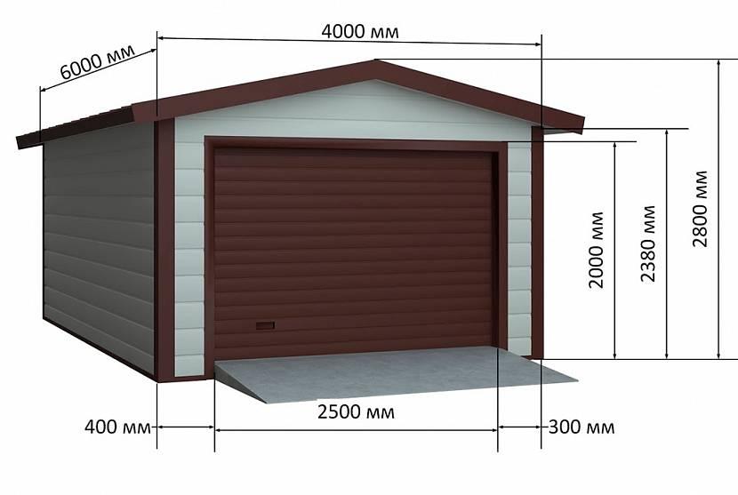 Стандарты гаража