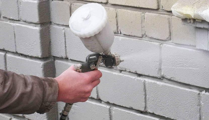 Защита бетонных блоков от сырости