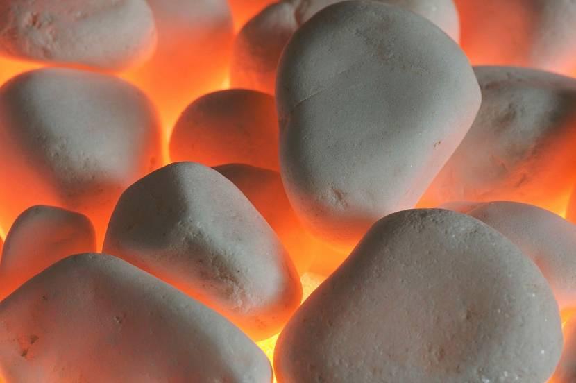 Банные камни быстро теряют важные свойства