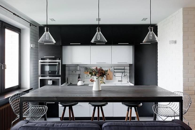 Кухня в стиле баухауз