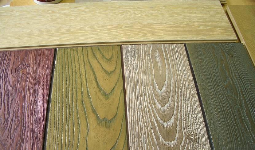 Восковое покрытие новых изделий из дерева