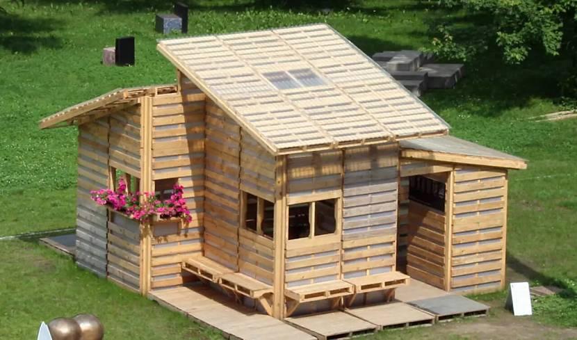 Шикарный дачный домик