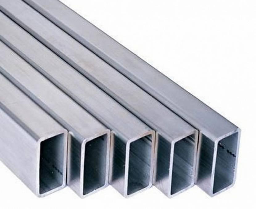 Прямоугольный металлопрофиль
