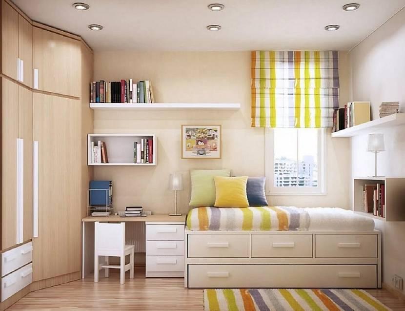 Многофункциональная мебель в интерьере