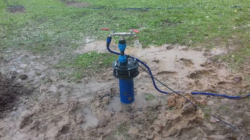 Скважина - это достаточный запас воды
