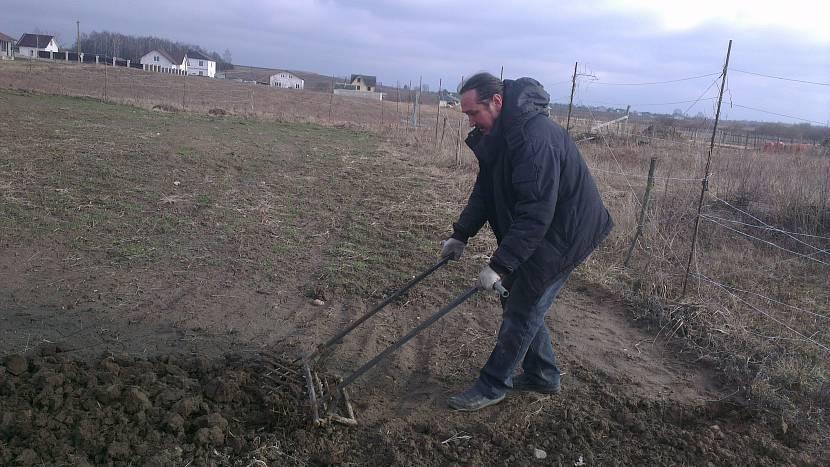 Работа чудо лопатой