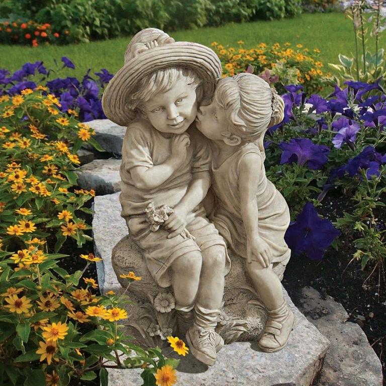 фигуры для сада и дачи
