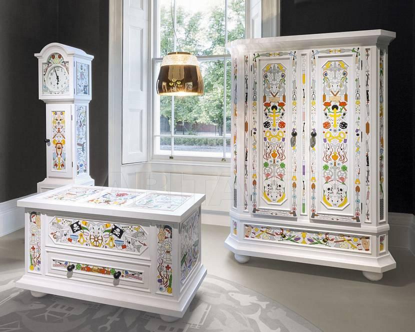 Дополнительный декор позволяет делать эксклюзивную мебель