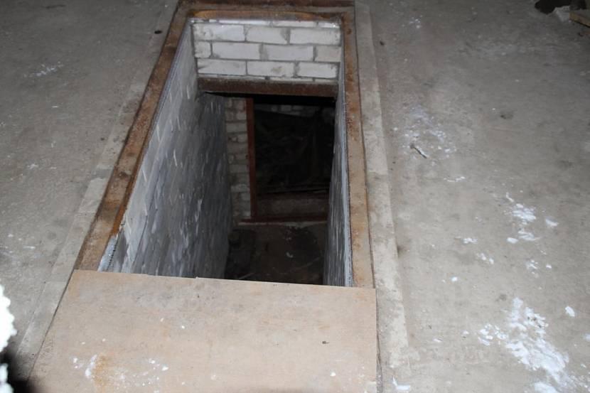 О вентилировании погреба желательно подумать ещё на этапе строительства