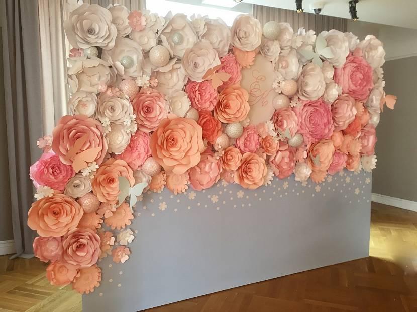созданный как сделать стену из цветов для фотосессии отличаются количеством деталей